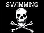 Swimming Pirate