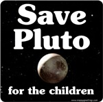 Save Pluto for the Children
