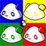 Warhole Panda