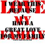 Great Love (Family) Section
