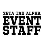 Zeta Tau Alpha Event Staff