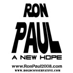 Ron Paul - A New Hope