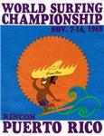 Rincon 1968 Surf Championship