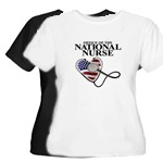 National Nurse for Public Health Women's T-Shirts