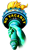 No Vacancy