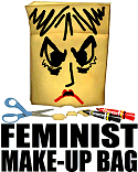 Feminist Make-up Bag
