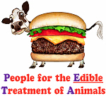 PETA - Edible Treatment