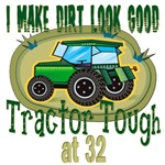 Tractor Tough 32nd