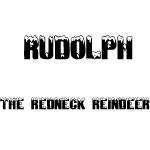 Rudolph The Redneck Reindeer