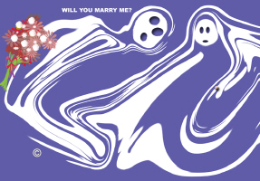 HUMOR/WILL YOU MARRY ME?
