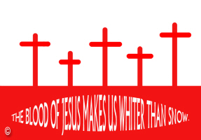 RELIGION/THE BLOOD OF JESUS