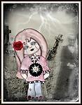 Zombie Girl #4