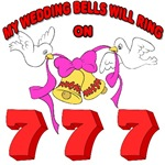 Wedding bells on 777