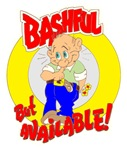 BASHFUL but AVAILABLE