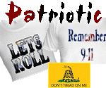Patriotic T-Shirts, Hoodies & Stickers