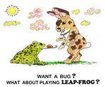 Leap-Frog Is Fun!