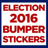 Election 2016 Stickers