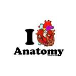 I Love (Heart) Anatomy