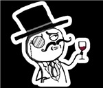 Lulzsec Monocle Guy umad?