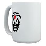 Large Coffee Mugs, Small Coffee Mugs, Lucha Libre,
