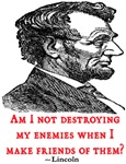 LINCOLN ENEMIES QUOTE