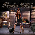 Theatre Witch T-shirts & Gifts