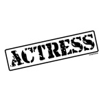 Actress Stamp T-shirts & Gifts