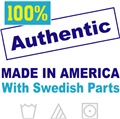 Made in America with Swedish Parts