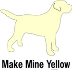 Make Mine Yellow Lab