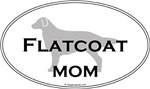 Flat-Coated Retriever MOM