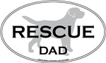 Rescue Dad Silhouette