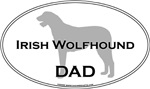 Irish Wolfhound DAD