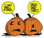 Halloween Daddy's Home Pumpkins