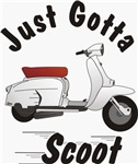 Just Gotta Scoot Lambretta
