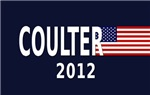 COULTER 2012 OVAL