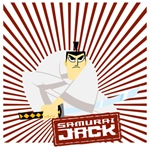 Samurai Jack Light Rays