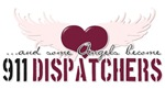 ...and some angels become 911 Dispatchers