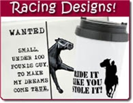 Horse Racing Gifts & Clothes
