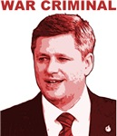 Stephen Harper War Criminal