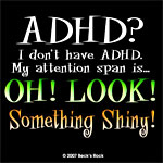 Tourette, ADD/ADHD, and OCD