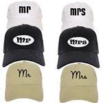 Matching Mr and Mrs Caps