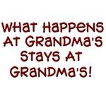 Happens At Grandma's