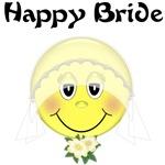 Smiley Face (Bride)