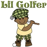 Little Golfer(African American)
