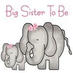 Big Sister to Be (Elephants)