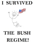 I survived the Bush regime!