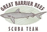 Great Barrier Reef Scuba Team
