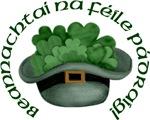 Click Here For Shamrocks (Gaelic)