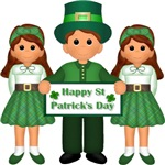 Click Here For Happy St. Patrick's Day! Design
