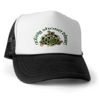 Irish Christmas Trucker Hats